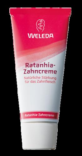 Weleda Ratanhia Zahncreme bei Valsona online kaufen